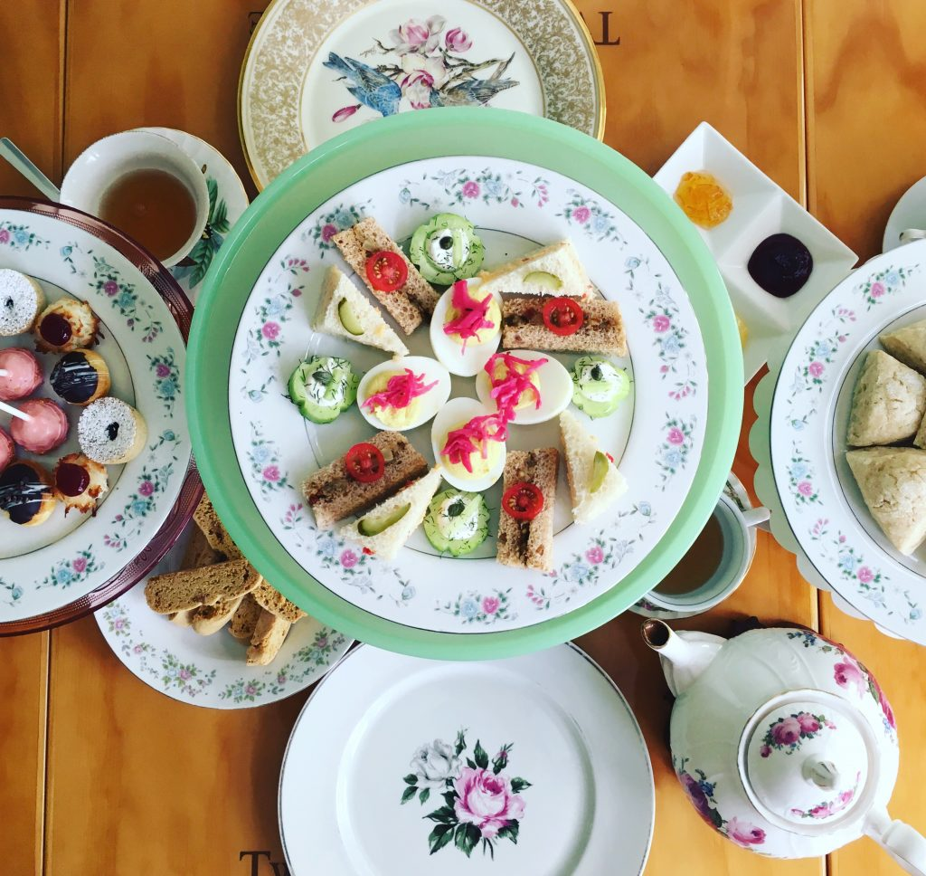 Twenty Six Divine · Afternoon Tea